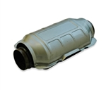 "2.25"" High Flow Catalytic Converter"