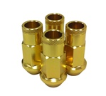Forged Tuner Lug Nuts - Bronze  M12X1.25