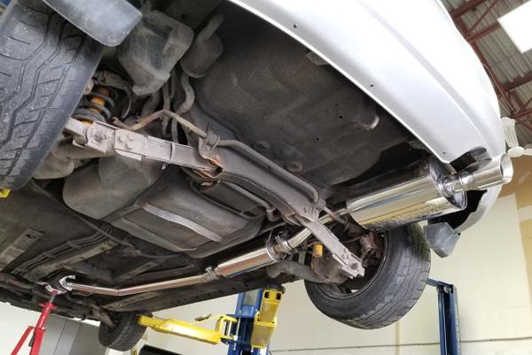 "2004 Nissan 350Z Coupe >> Yonaka 2002-2005 Honda Civic Si/SiR 3DR Hatch 2.5"" Catback ..."