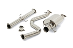 Yonaka 1992-2000 Honda Civic 2DR/4DR 3-Inch Catback Exhaust