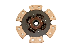 Yonaka Honda B16/B18 6-Puck Performance Clutch Disc