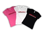 Yonaka Motorsports Ladies V-neck T-Shirts