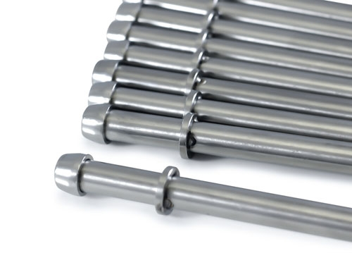 Exhaust Hanger Rods Polished 304 Stainless Steel 3 8 Quot Or 1 2 Quot 9 5 Quot Length 10 Pack