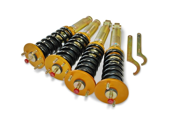 Acura TSX Spec Coilovers - 2006 acura tsx coilovers