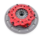 Yonaka Acura/Honda B16 B18 Twin Disc Performance Clutch/Flywheel Set